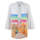 Sunny Day People Kimono White | A Walk In The Park