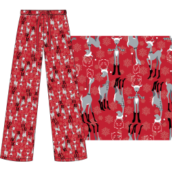 Santa Deer Pant, by Nap Time®