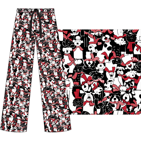 Gone to the Dogs Pants, by Mac & Belle®