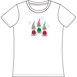 Elf Lineup Tee, by Nap Time®