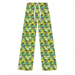 Hummingbird Splash Women's Sleep Pants - Nap Time™