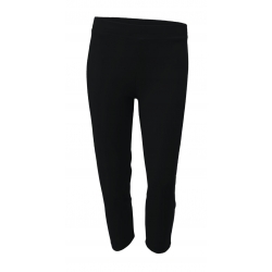 Women's Black Full Length Leggings, by A Walk In The Park®
