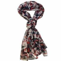 Gone to the Dogs Scarf, by A Walk In The Park®