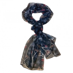 Cardinal Birch Scarf, by A Walk In The Park®