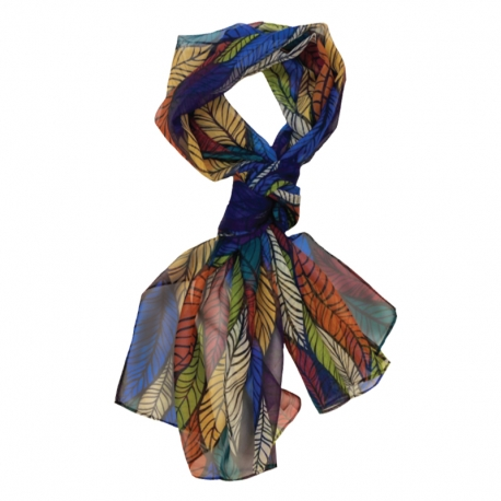 Leaves Scarf, by A Walk In The Park®