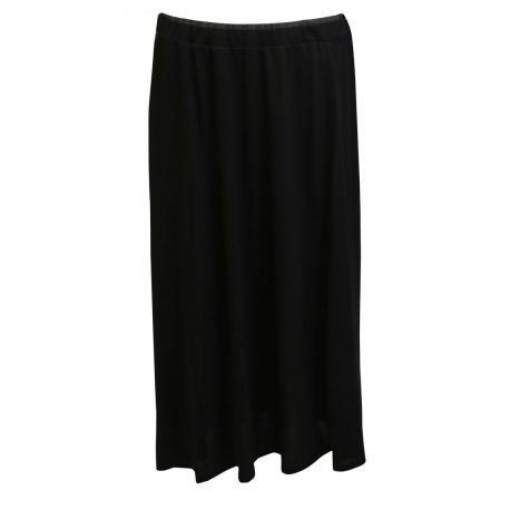 Women's Black Knit Skirt, by A Walk In The Park®