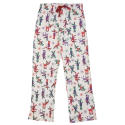 Women's 'Santa's Team' Holiday Pajama Pant, by Needy Me Nap Time™