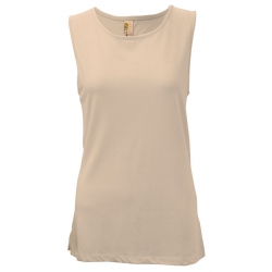 Women's Tank in Bleached Sand or Crabapple, by A Walk In The Park®