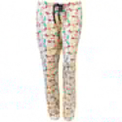 Multi Ribbon Polar Fleece Sleep Pant
