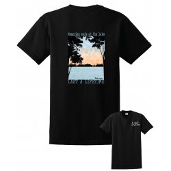 Lake-ism Memories Black T-Shirt