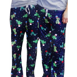 Men & Women 'Prickly Christmas' Holiday Pajama Pant, Needy Me Nap Time™