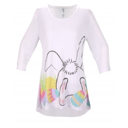 Hiding Bunny - Swing Top
