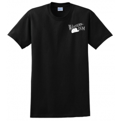 Just A Girl - Black Tee