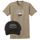 """Bourbon"" Hat and Tee"