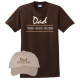 """""""Craft Draft"""" Hat and Tee"""