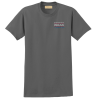 """""""Proud To Be a Healthcare Hero"""" Charcoal Tee"""